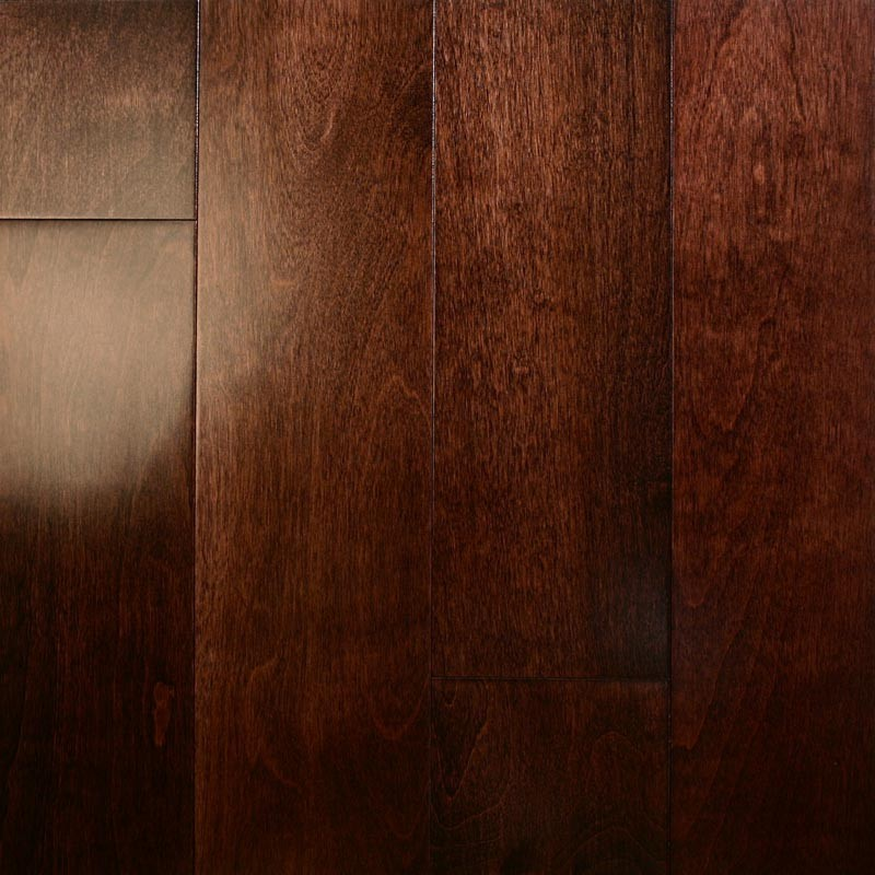 Wonderful Ark Floors Elegant Exotic Collection   Smooth Maple Kahlua
