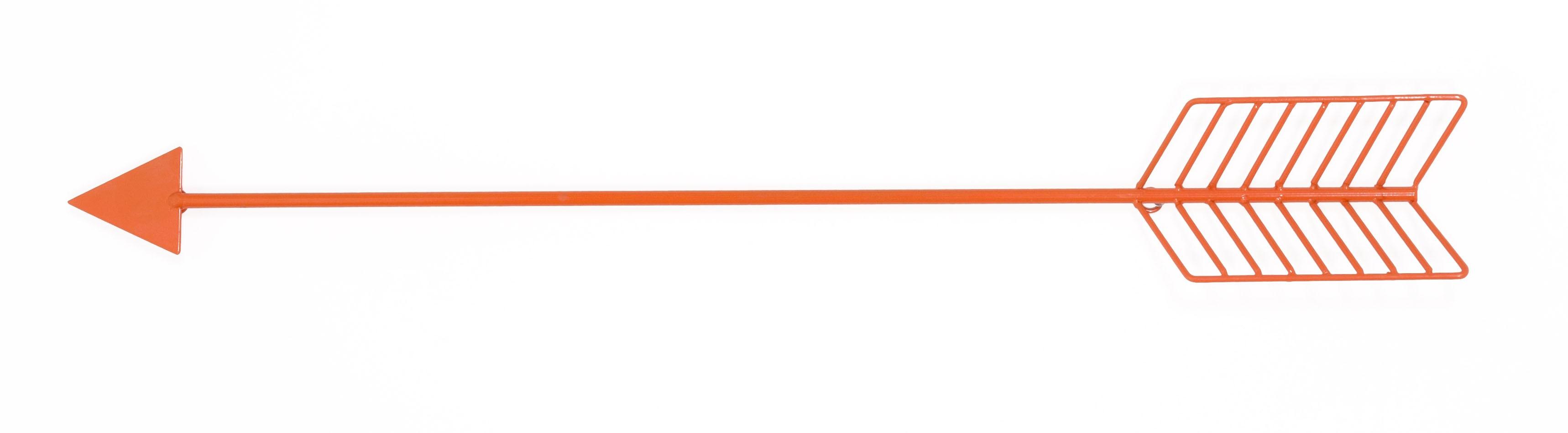 Arrows For Wall Decor : Bend arrow wall decor
