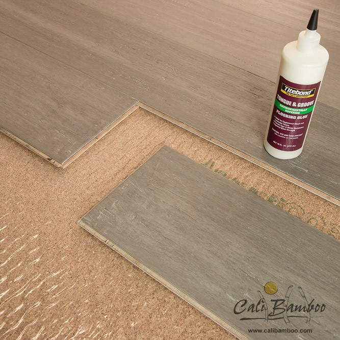 Cali Bamboo Eco Engineered Flooring Catalina Fossilized