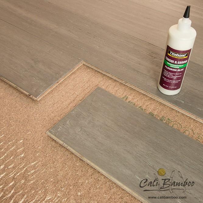 Bamboo Flooring Noise: Cali Bamboo Eco-Engineered Flooring Catalina Fossilized