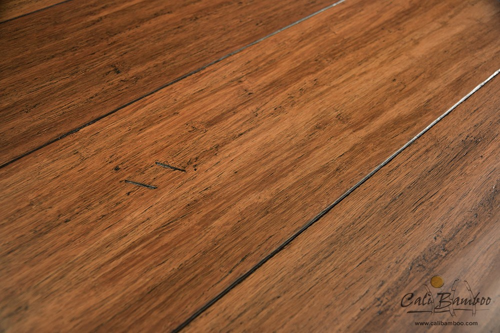Cali Bamboo Eco Engineered Flooring Antique Java Fossilized
