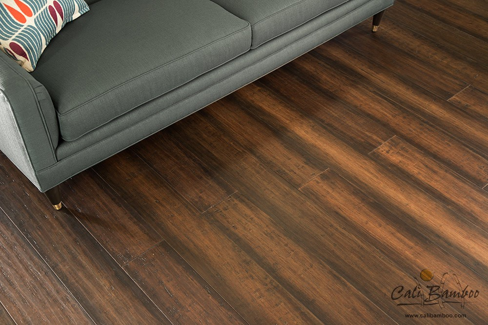 Cali bamboo eco engineered flooring malibu fossilized for Eco bamboo flooring