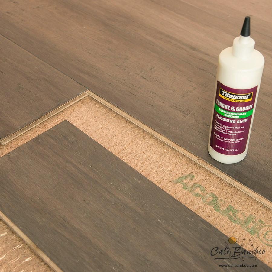 Cali Bamboo Eco Engineered Flooring Napa Fossilized