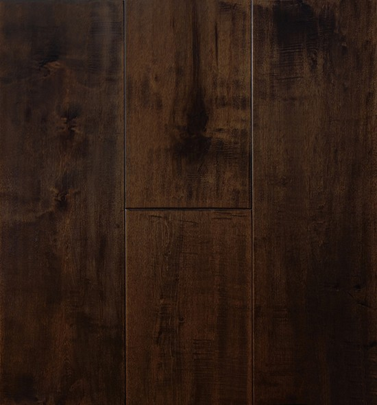 D M Flooring Tuscany Wide Plank Maple Scuro