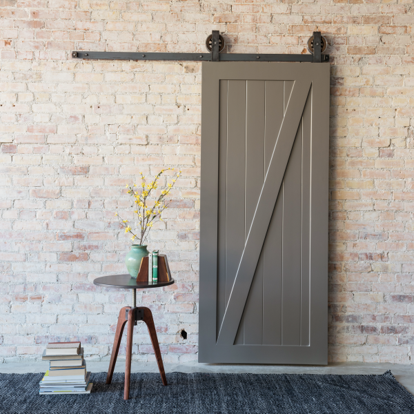 Z Style Swinging Barn Door Rustica Hardware