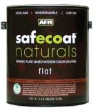 AFM Safecoat Naturals Flat Paint