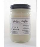 Eco Simplista Candles Amber & Sandalwood
