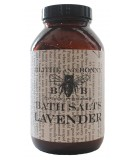 Luxury Bath Salts Lavender