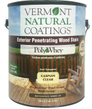 Vermont Natural Coatings PolyWhey Exterior Wood Stain