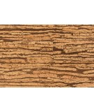 Eco Timber EZ Cork Narrow Plank Zebra Natural