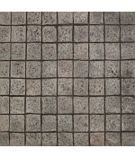 "4"" x 4"" Flamed Granite Tile"