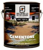 Scofield Cementone Clear Concrete Sealer
