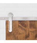 Helix Barn Door Hardware