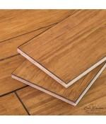 Cali Bamboo Eco-Engineered Flooring - Distressed Mocha Fossilized