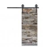 Reclaimed Panel Barn Door