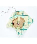 Bee's Wrap Food Storage - Geometric Sandwich Wrap