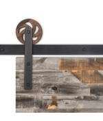 Upton Barn Door Hardware
