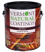 Vermont Natural Coatings PolyWhey Natural Furniture Finish