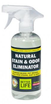 Better Life Natural Stain & Odor Eliminator