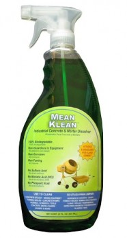 Mean Klean Multi Purpose Concrete Cleaner