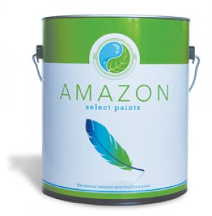 Amazon Recycled Paint