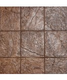 """12"""" x 12"""" Old Granite Tile 3/8"""" Sand Grout Lines"""