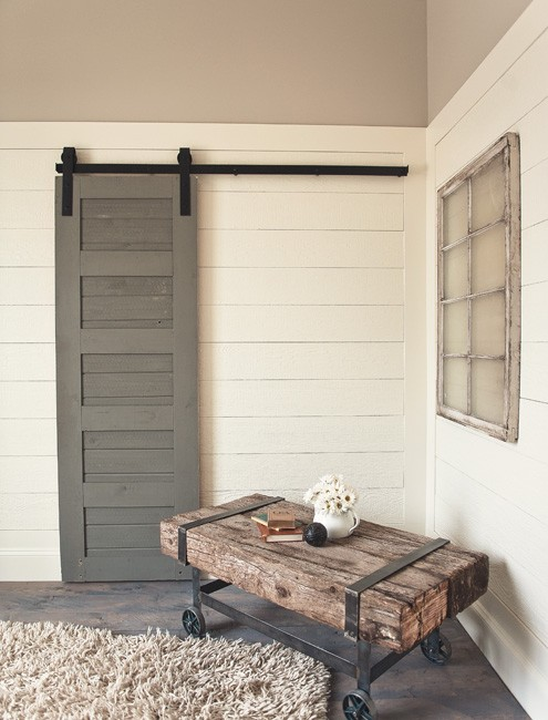 Classic Sliding Barn Door Hardware