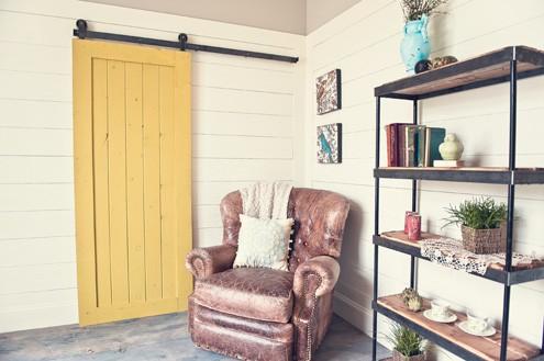 Clic Top Mount Sliding Barn Door