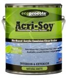 Ecoprocote Acri-Soy Penetrating Clear Sealer