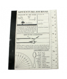 Recycled Paper Journal Adventure
