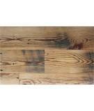 reclaimed brown wood fencing