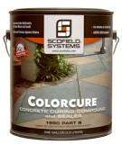 Scofield Colorcure Concrete Curing Compound and Sealer