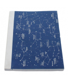 recycled paper journal constellations