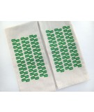 Oatmeal Cotton Tea Towel Green
