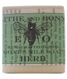 Essential Oil Goats Milk Soap Herb