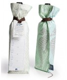 Reusable Wine Bag With Traveling Tag Seahorse
