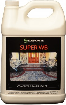 Surecrete Super WB Concrete Sealer