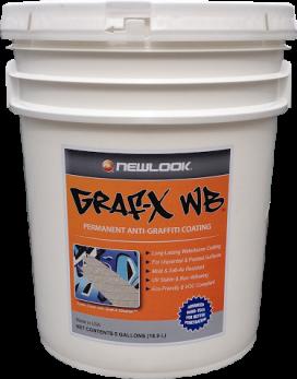 NewLook Graf-X WB™ Permanent Anti-Graffiti Coating