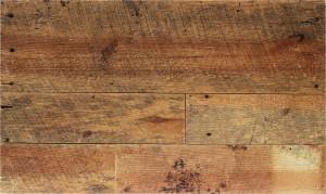 Reclaimed Brown Wood Siding