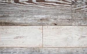 Reclaimed White Wood