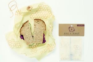 Bee's Wrap Food Storage - Sandwich Wrap