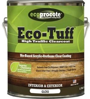 Ecoprocote Eco-TuffHigh Traffic Clear Coat